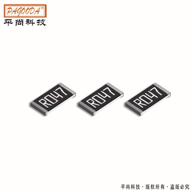 长电合金贴片电阻1206系列参数
