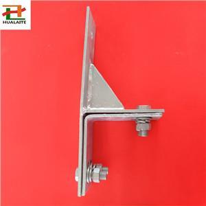 光缆塔用直线紧固件 塔用直线紧固夹板
