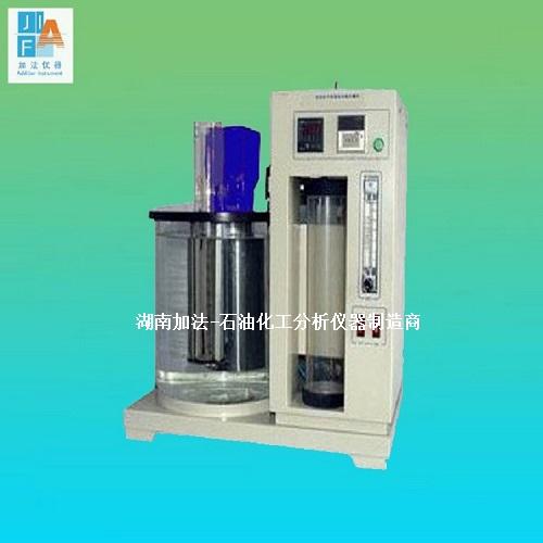 SH/T0066发动机冷却液泡沫倾向测定器
