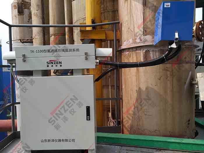 氨气检测仪氨逃逸控制在线监测设备