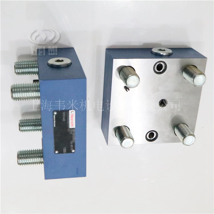 REXROTH插装阀盖板1815500269 LFR40DBE49-10/