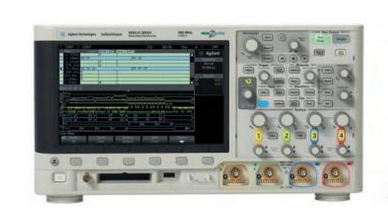 仪信MSOX3054T 示波器