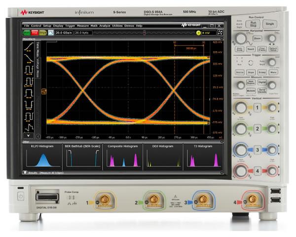 仪信MSOS804A示波器