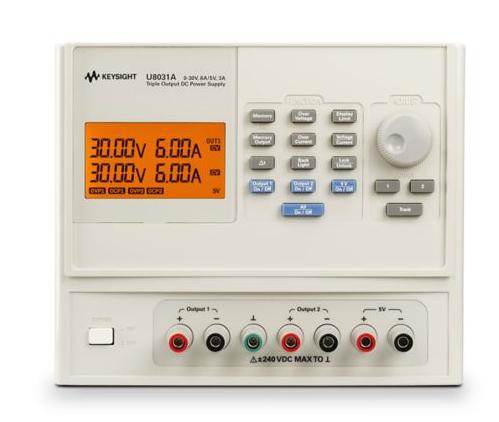 是德科技 U8031A 直流电源