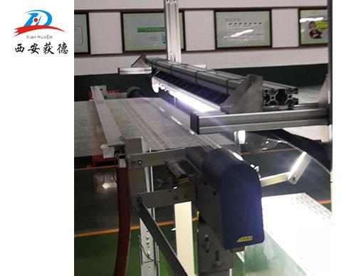 西安获德玻纤纱缺陷在线检测系统,纤维检测设备