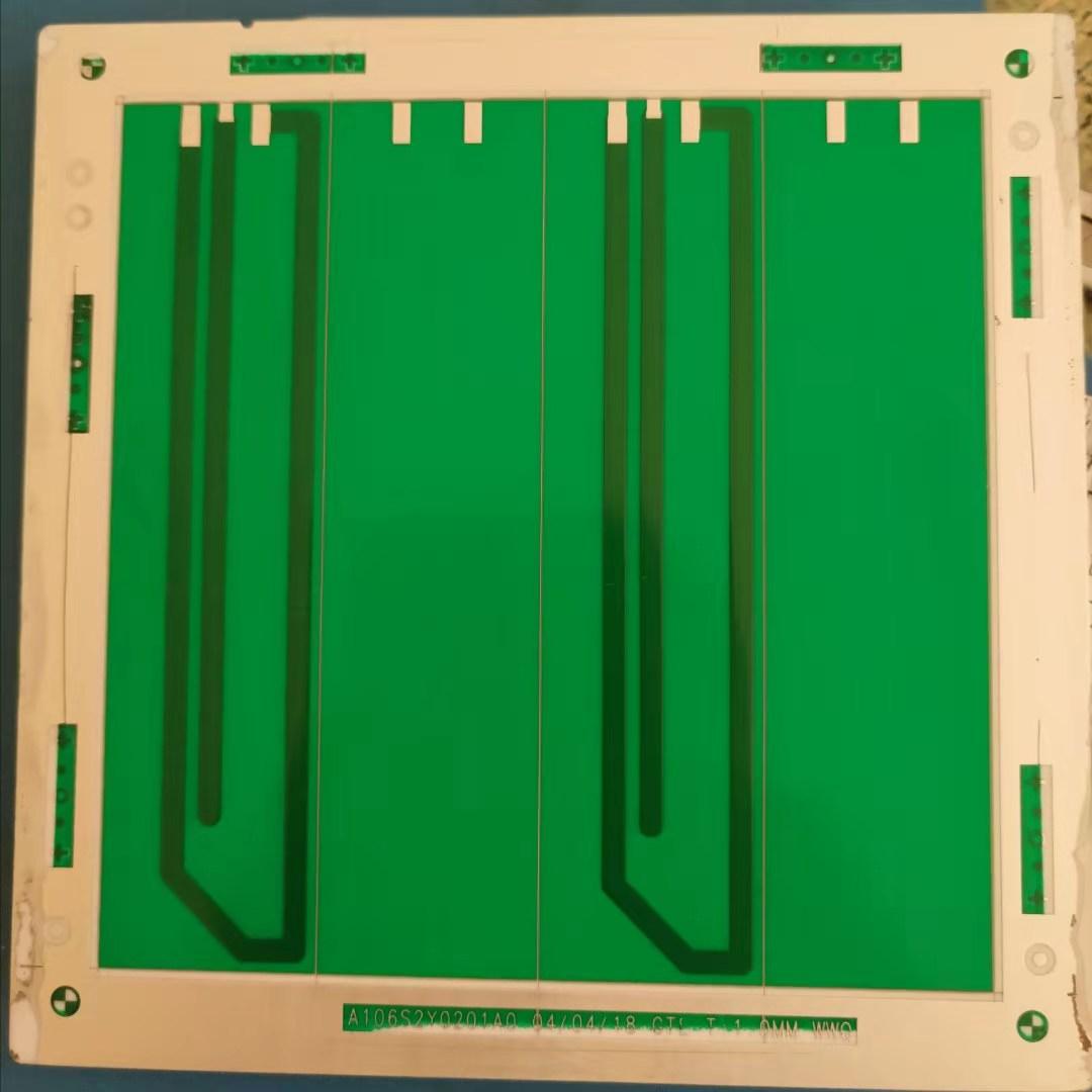 斯利通氮化硅陶瓷基板
