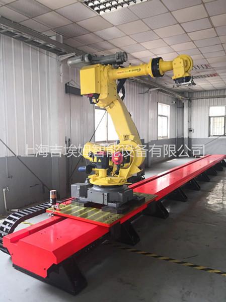 上海吉埃姆机器人七轴