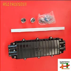 PC卧式塑料接头盒,地埋式光缆接续盒,24芯一进一出