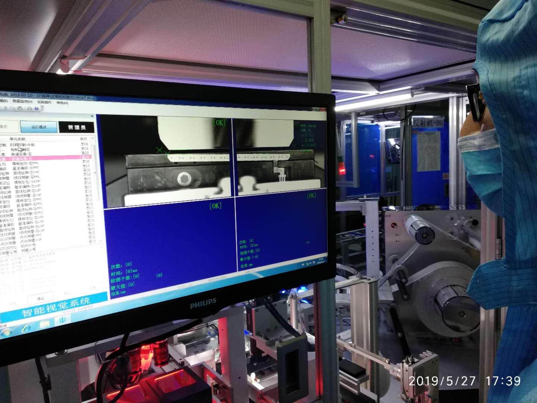 貼膜機背光源視覺貼合工藝分享
