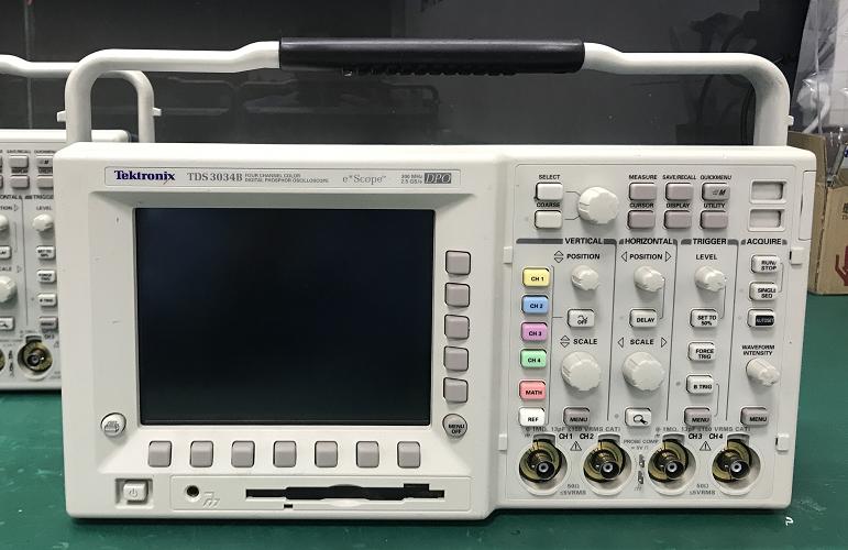 Tektronix/泰克TDS3034B示波器