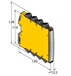 IMX12-DI01-2S-2PP-0/24VDC/CC