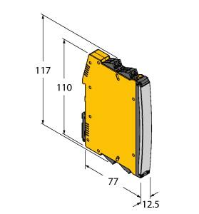 IMXK12-DI01-1S-1PP-0/24VDC