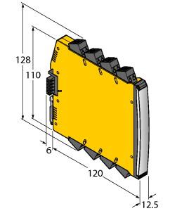 IMX12-TI01-2RTDR-2I-CPR/24VDC/CC
