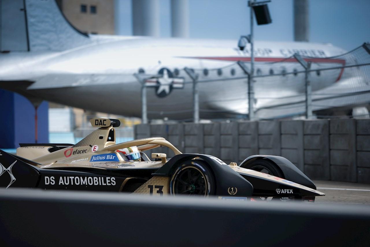 ABB国际汽联电动方程式世界锦标赛赛季终战决胜柏林