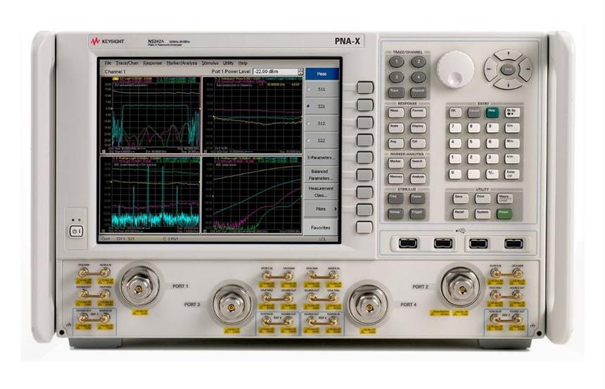 Agilent N5242A  网络分析仪