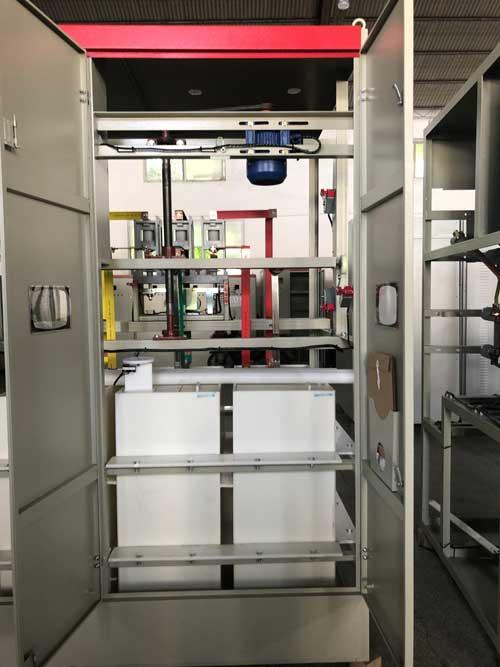 高压笼型电机软启动柜